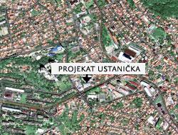 ustanicka ulica beograd mapa Projekat Ustanička   CPI Group   Beograd ustanicka ulica beograd mapa